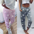Women Casual Harem Star Legging Sweatpants Sports Joggers Yoga Trousers Pants US