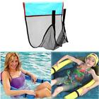 Floating Lounger Inflatable Chair Net Swimming Seat Pool Float Water Summer Toy