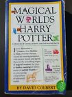 Signed copy first editionThe Magical Worlds of Harry Potter