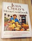 Awesome 1991 1st Edition signed by Julia Child book Julia Childs Menu Cookbook