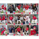 2017 BOSTON RED SOX TOPPS NOW ROAD TO OPENING DAY 15-CARD TEAM SET