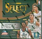 2017-18 Panini Select Basketball - 1 HOBBY First 1st Off The Line (FOTL) Box!