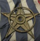 TEXAS STAR DOOR KNOCKER OR CAN BE USED AS TOWEL RACK