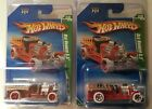 HOT WHEELS 2010 SUPER TREASURE HUNT OLD NUMBER 55 FROM RLC FACTORY SET MINTY
