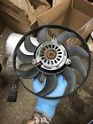 VOLKSWAGEN AUDI OEM RADIATOR COOLING FAN with Connector