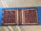 Beautiful Vintage Turkish Hand-Made Woven Wool Camel Saddle Bag ON SALE!