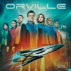 The Orville TV Series 12 Month 2019 Photo Images Wall Calendar NEW SEALED