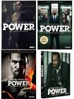 Power The Complete Series Seasons 1 4 DVD 2017 11 Disc Box Set 1 2 3 4 New