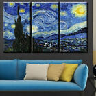 FADF 3Pcs/lot Colorful Canvas Wall Art Painted Picture Print Oil Painting Home D