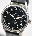 IWC Pilot Mark XVII 17 Stainless Steel Black IW326501 41mm Automatic