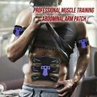 Muscle Trainer Smart Body Building Fitness ABS for Abdomen Arm Leg Train E1A4