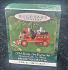 Hallmark Keepsake Ornament 1924 Toledo Fire Engine #6 mib