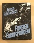 FOREIGN CORRESPONDENT Blu ray DVD RARE OOP 3 Disc Set Criterion Collection