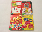 Lot 4 New Never Opened Family Fun Night Card Games Pictionary UNO Blink Yahtzee