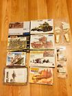 Lot of Mixed WWII 1 72 Scale Airfix Nitto Matchbox Fujimi New Opened Box
