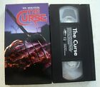 VHS: The Curse: horror1990 Wil Wheaton, John Schneider
