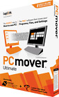 PCmover Ultimate Windows 10 8 7 Vista and XP BRAND NEW FREE SHIPPING