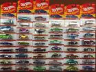 HOT WHEELS CLASSICS SERIES 2 LOT OF 50 DIFFERENT DRAG TRUCK CAMARO FORD GT 40