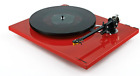REGA RP6 TURNTABLE WITH RB330 TONEARM / EX DISPLAY/ GLOSS RED