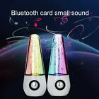 Bluetooth Wireless Speakers Dancing Water Speaker With Multicolored LED LightD/