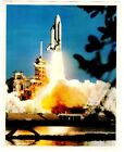 SPACE SHUTTLE COLUMBIA STS 1 FIRST LAUNCHDAWN OF NEW ERA NASA 8x10 PHOTO