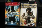 PlayStation2 James Bond 007 Agent Under Fire and Prince of Pursi The two thrones