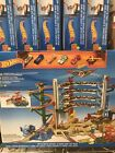 Hot Wheels Ultimate Garage With Stunt Shark Hot Holiday Item