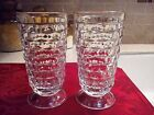 2 Used Colony Whitehall Iced Tea Glasses 6