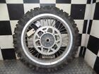 95 1995 Ktm 300 exc 300exc rear wheel rim hub disk rotor sprocket