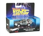Back To The Future Hot Wheels Time Machine Elite One DeLorean Die Cast 150
