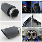 High Quality Stylish Stainless SteelCarbon Fiber Car SUV Exhaust Muffler Pipe
