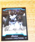 Yankees Andrew McCutchen RC Autographed Card