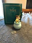 WDCC DISNEY FIGARO & CLEO Figurine titled Purrfect Kiss from Pinocchio NIB