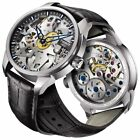 NEW MEN'S TISSOT T-COMPLICATION SKELETON DIAL AUTOMATIC WATCH T070.405.16.411.00