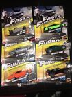 NEW Mattel 155 Die Cast Fast and Furious Car Lot