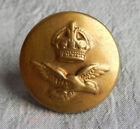 Vintage Button Royal Airforce Back Marked London #100-B