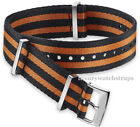ULTIMATE DENSE TWILL NATO® WATCH STRAP FOR OMEGA SEAMASTER PLANET OCEAN WATCH