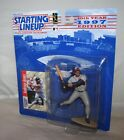 1997 Starting Lineup ANDRUW JONES Atlanta Braves Rookie Action Figure Card MOMC
