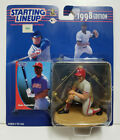 JUAN GONZALEZ - Starting Lineup SLU 1998 Action Figure & Card Texas Rangers