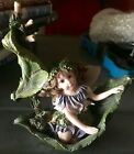 Echo Faeriebrook-Drifting Along - No Box Faeriessence Collection By Boyds Bears