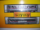 MTH 6000 Series 2 Car L Set Non Powered Chicago Transit Authority Bicentennial