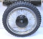 2002 SUZUKI JR80   FRONT WHEEL ASSEMBLY