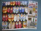 HOLLAND DUTCH CLOGS Scrapbooking Page 12 X 12 + Holland Stickers NEW