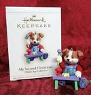 HALLMARK 2006 CHILD'S AGE COLLECTION~BOY~MY SECOND CHRISTMAS