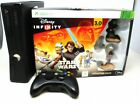 X-Box 360 Console With New Disney Infinity 3.0