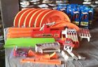 HUGE 160 PIECE VINTAGE LOT OF HOT WHEELS AND MINIS PARTS AND PIECES