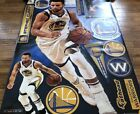 Stephen Curry FATHEAD Golden State Warriors NBA Vinyl Wall Graphic LIFE-SIZE