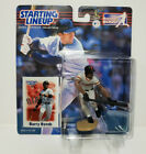 BARRY BONDS Starting Lineup SLU MLB 2000 Action Figure Card San Francisco Giants