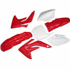 HONDA CRF150R CRF 150R RED PLASTIC FRONT REAR FENDER FAIRINGS KIT 2007-2013 NEW