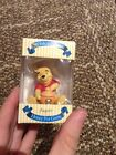 Winnie the Pooh August Figurine Disney Pooh  Friends Collectible
